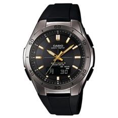 Casio WAVE CEPTOR WVA-M640B-1A2JF Tough Solar Radio Controlled MULTIBAND 6 Watch-Intl