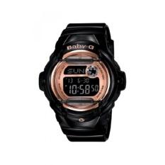 Casio Womens BG169G-1 Baby G Black Watch - intl