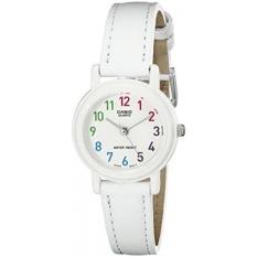 Casio Womens LQ-139L-7BCF Analog Kuarsa Jepang Putih Synthetic Leather Watch-Intl