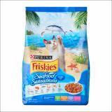 Spesifikasi Cat Food Makanan Kucing Friskies Seafood Sensations 3 Kg Terbaru
