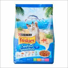 Beli Cat Food Makanan Kucing Friskies Seafood Sensations 3 Kg Friskies Asli