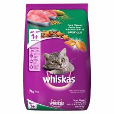 Harga Cat Food Makanan Kucing Whiskas Tuna 7 Kg Yang Bagus
