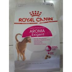 Harga Cat Food Royal Canin Aroma Exigent 400 Gram Royal Canin Ori