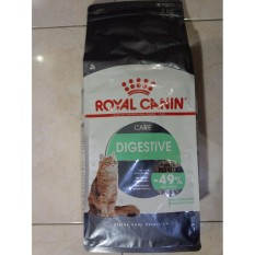 Jual Cat Food Royal Canin Digestive Care 2 Kg Branded Murah
