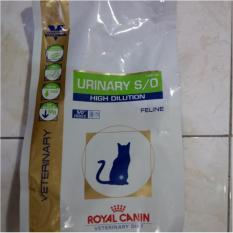 Beli Cat Food Royal Canin Urinary S O 400 Gram Baru