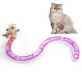 Beli Cat Indra Bermain Sirkuit Cat Toy Ball With Melacak Berbagai Bentuk Warna Terang Intl Cicilan
