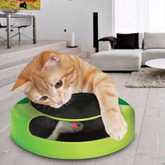 """Cat Hewan Peliharaan Mainan Produk Kitten Mainan With Bergerak Mouse Inside Roped Funny Faux Mouse Bermain Mainan Gatos Bandung Photo:"""" -ANAK & Cat-Intl"""