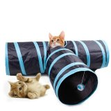Situs Review Cat Tunnel Toy Lauva Menggaruk Post Untuk Cats Puppy Bunn