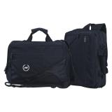 Promo Catenzo Convertible Laptop Bag Dolby Tas Laptop Ransel Bahu Hitam Catenzo Terbaru