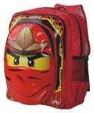 Catenzo Junior Tas Anak Ninjago Warna Merah Czrx006 Asli