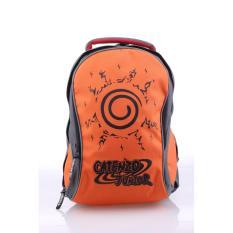 Catenzo Junior Tas Ransel Anak Orange CRZx178 CJR Kuchiose