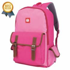 Catenzo Junior Tas Ransel Anak Perempuan Pink CIN 031