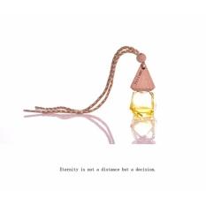 Catwalk Baru Dicetak Gantungan Parfum Mobil Botol Penyegar Udara Diffuser Fragrance-Internasional