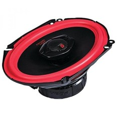 CERWIN VEGA V468 6-Inch x 8-Inch 400 Watts Max/75Watts RMS Power Handling 2-Way Coaxial Speaker Set - intl
