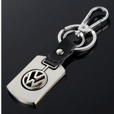 Spesifikasi Cestlafit Gantungan Kunci Kulit Asli Untuk Vw Volkswagen Golf Polo Scirocco Tiguan Key Fob Holder Mobil Tarik Gantungan Kunci Intl