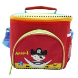 Tips Beli Char Coll Tas Makan Bekal Anak Terry Lunch Bag Captain Kidd Merah