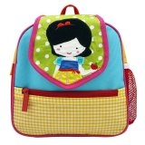 Jual Char Coll Tas Ransel Anak Balita Tiny Backpack Gratis Bordir Nama Princess Snow White Murah