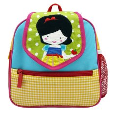 Jual Char Coll Tas Ransel Anak Balita Tiny Backpack Gratis Bordir Nama Princess Snow White Branded Murah