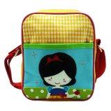Promo Char Coll Tas Selempang Anak Tiny Sling Bag Free Bordir Nama Princess Snow White Char Coll