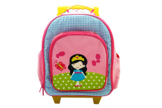 Jual Char Coll Trolley Bag Princess Amelia Online Indonesia