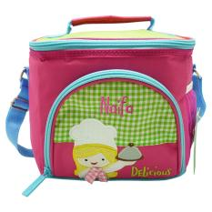 Harga Char Coll Tas Makan Bekal Anak Terry Lunch Bag Gratis Bordir Nama Chef G*rl Online
