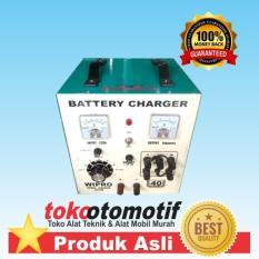 Charger Accu Battery Changer WP 40 AHR Regular Peralatan Bengkel Otomotif Alat Servis