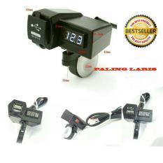 Spesifikasi Charger Casan Volmeter Motor Waterproof Yg Baik