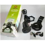 Beli Charger Handphone For Motorcycle 5V 2A Hitam Online