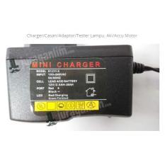 Beli Charger Casan Adaptor Tester Lampu Aki Accu Motor Secara Angsuran