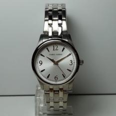 Charles Jourdan Jam Tangan Wanita Charles Jourdan CJ197.22 Silver Stainless Steel Watch