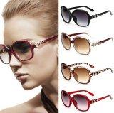 Jual Beli Charm Wanita Sunglasses Kepribadian Big Frame Kacamata Vintage Polarized Sunglasses Merek Desain Eyewear Musim Panas Outdoor Kacamata Fashion Aksesoris Ungu Intl