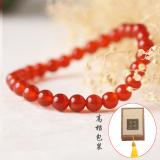 Tips Beli Chihiro Barang Produk Baru Alami Merah Batu Akik Gelang Manik Giok Yang Bagus