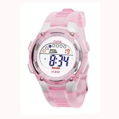 Children Boys Girls Berenang Sports Digital Waterproof Wrist Watch PK-Intl