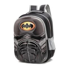 Chloe's Clozette Tas Sekolah Anak 3D Ransel Backpak Superhero Batman
