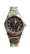 Ongkos Kirim Chronotech Wrist Jam Tangan Pria Silver Stainless Steel Ct7937B 02M Di Indonesia