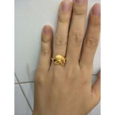 Cincin Cendrawasih, 2.8 Gram, 87,5%