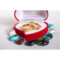 cincin couple + cincin nikah + cincin tunangan 044