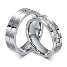 cincin couple + cincin nikah + cincin tunangan 051