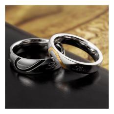 cincin couple / cincin nikah / cincin tunangan - Love Matching Ring