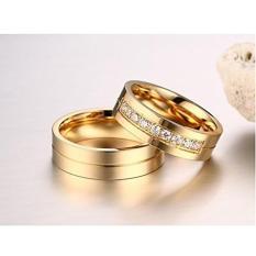 cincin couple / cincin pasangan / cincin nikah / cincin tunangan 052