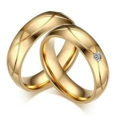 cincin couple / cincin pasangan / cincin nikah titanium 84