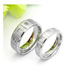 cincin couple / cincin pasangan / cincin nikah titanium 98