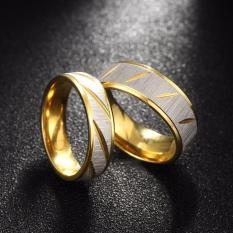 Jual Cincin Couple Original Titanium 54 Titanium Branded