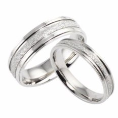 Jual Cincin Couple Original Titanium 67 Titanium Di North Sumatra
