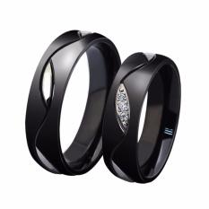 cincin couple original titanium 85