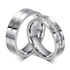 cincin couple titanium / cincin couple tunangan 051 (4)