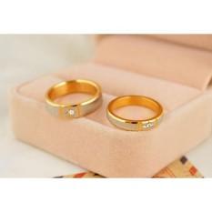 cincin couple titanium / cincin couple tunangan 055 (4)