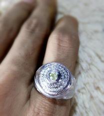 Cincin Fashion Pria Mewah Asli Berlian/Diamond Tunangan/Nikah/Kawin/Wedding Murah
