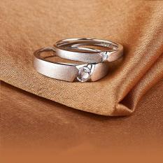 cincin kawin palladium cincin nikah cincin tunangan palladium JQ.05