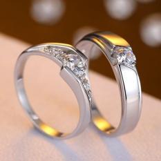 cincin kawin palladium cincin nikah cincin tunangan palladium JQ.08